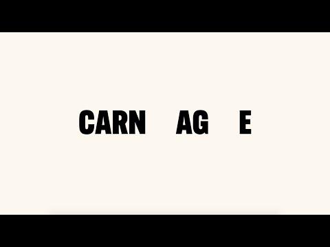 Nick Cave & Warren Ellis - Carnage (Lyric Video)