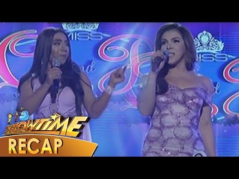 It's Showtime Recap: Miss Q & A contestants in their wittiest and trending intros - Week 21