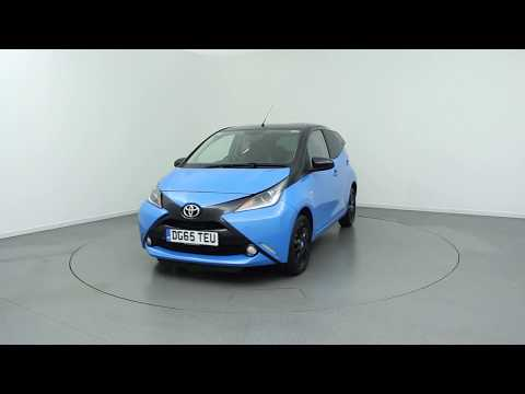 Toyota Aygo 1.0 VVT-i x-cite 2 For Sale at Swansway Motor Match Bolton