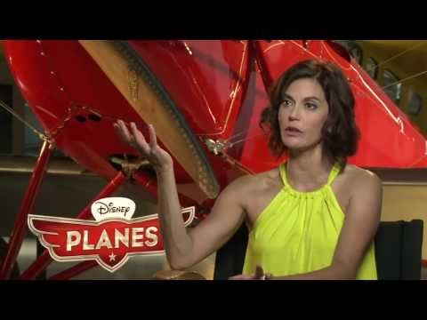 Planes - Teri Hatcher Interview