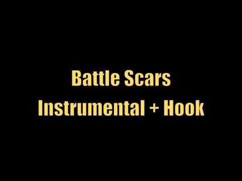 Battle Scars Instrumental + Hook - Lupe Fiasco & Guy Sebastian