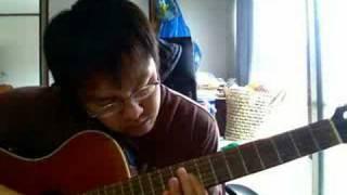Edward Scissorhands -Original Guitar Arrangement by tkviper