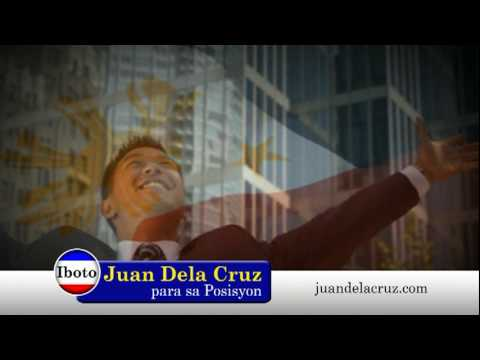 Political Ads/Commercials for Candidates in Philippine Elections 2010 (Blue)