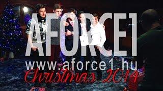 Michael Buble - Christmas (Baby please come home) Dance choreography @aforce1tse @adamnemethaf1