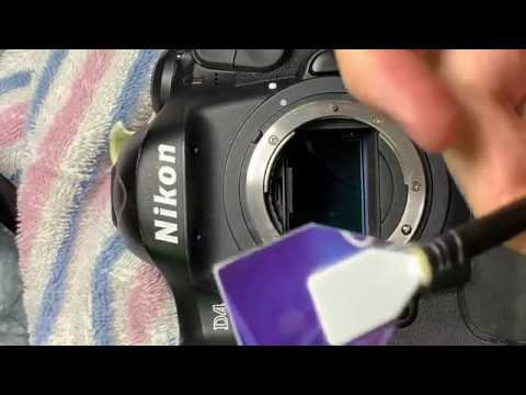😄 HOW TO: CLEANING YOUR SENSOR. PART 2