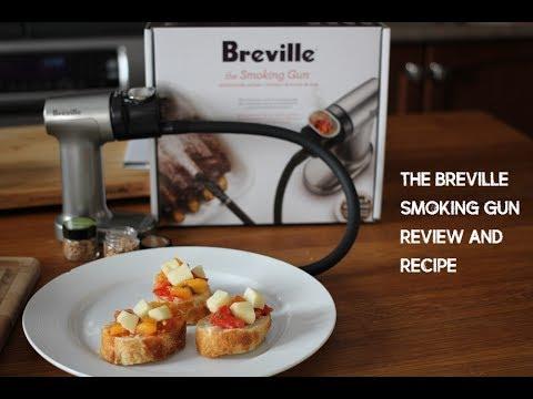 Breville Smoking Gun Review