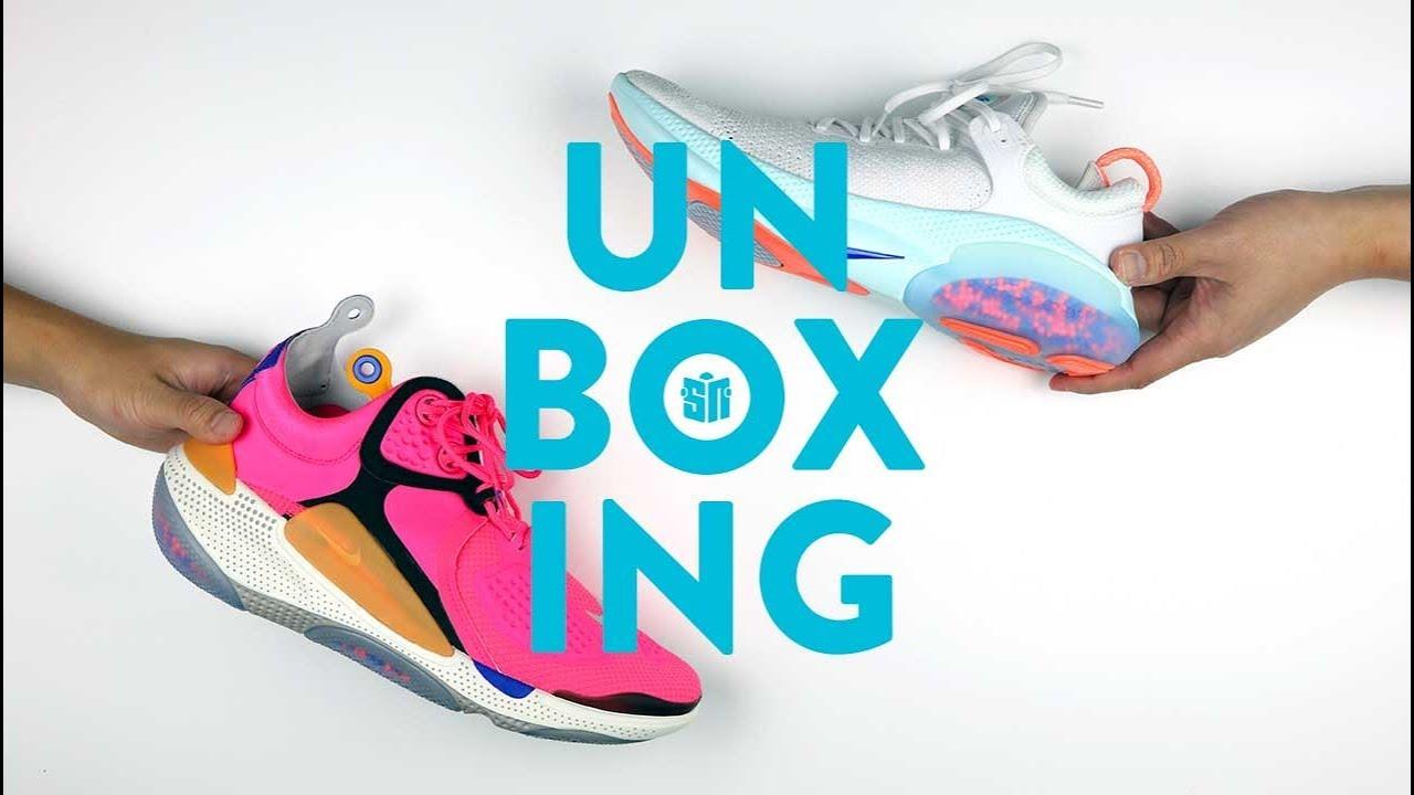 Nike Joyride Cc Ghost Bright Crimson Men S Running Shoe