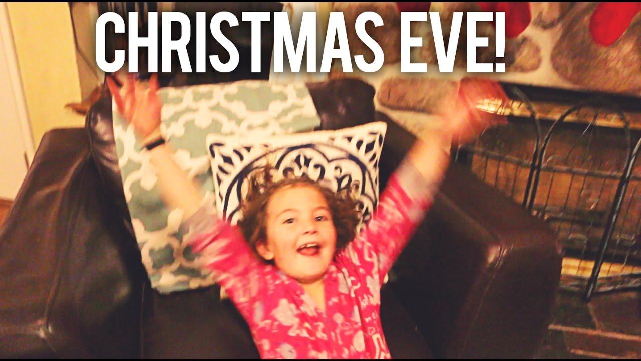 Johnson Family Fun Christmas Eve - YouTube
