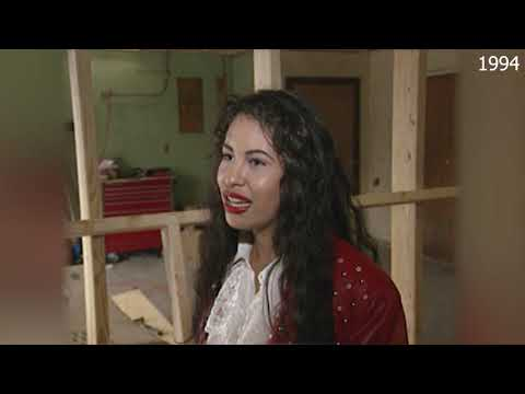 Download Selena spoke to KHOU 11's Ron Trevño a year before her death