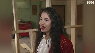 Selena spoke to KHOU 11's Ron Trevño a year before her death