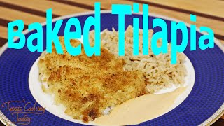 Baked Tilapia Recipe With Chipotle Aioli Recipe S6 Ep663