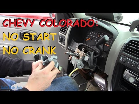 Chevy Colorado: No Start, No Crank