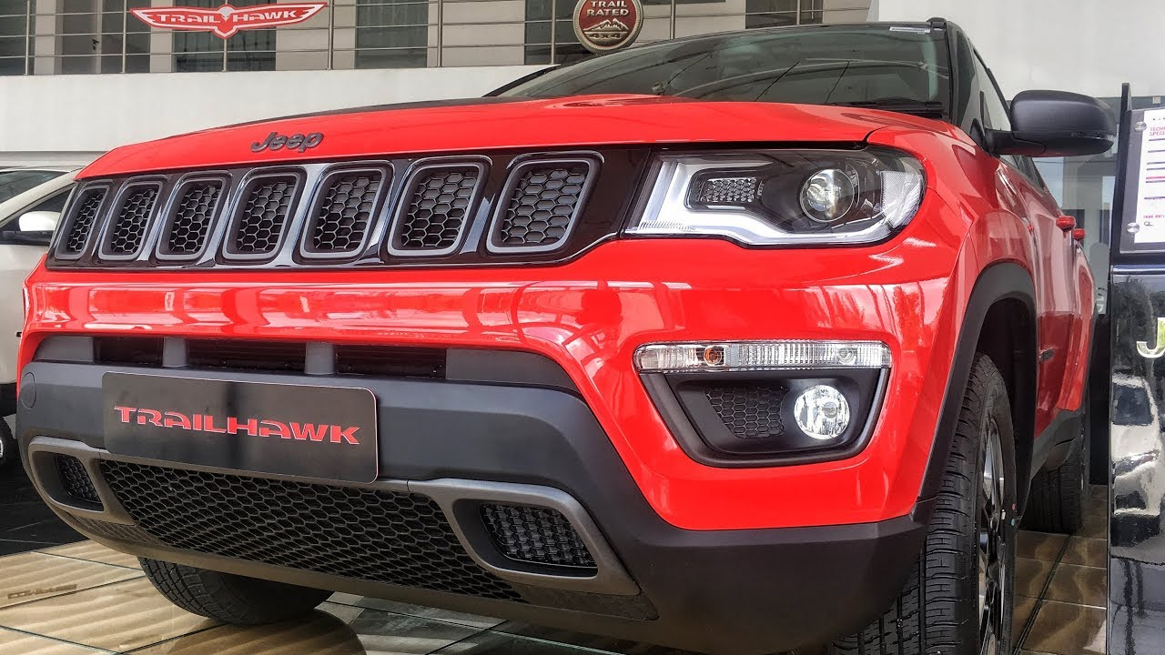 Jeep Trailhawk Bs6 Detailed Malayalam Review Youtube