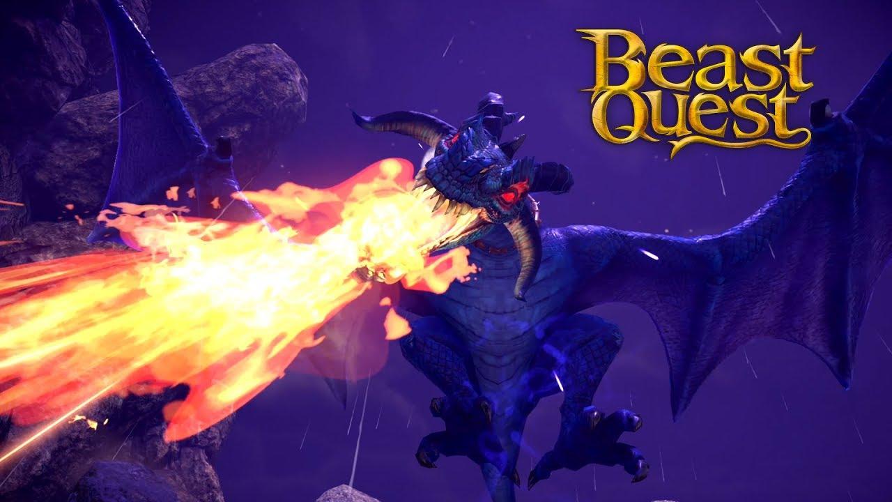 Δείτε το Beast Quest