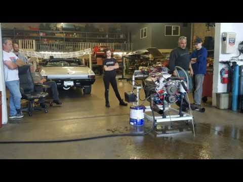 C Class Land Speed Engine