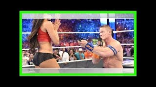 Friends of Nikki Bella, John Cena think they'll be married, pregnant within year