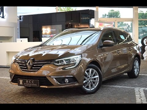 HCC-International - Renault Megane IV Grandtour DCI110 Intens Energy "