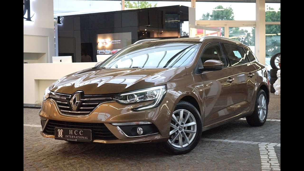 Hcc International Renault Megane Iv Grandtour Dci110 Intens Energy Navi