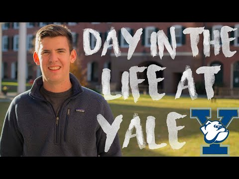 A Day in the Life of a Yale Student