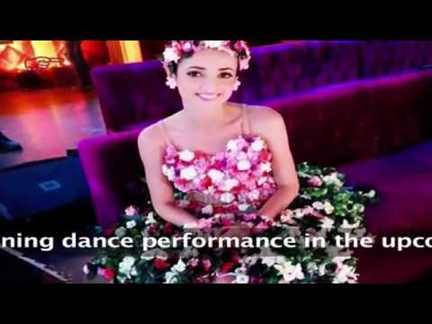 WOW! Sanaya Irani Turned Flower & Gives STUNNING Dance Performance On Jhalak Dikhhla Jaa Reloaded