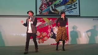 琵琶湖競艇場イベントの様子です。