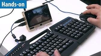 Zocken auf dem kleinsten PC der Welt - Gole1 im Hands-on  | deutsch / german