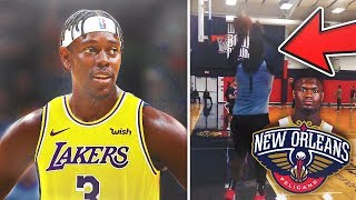 GIANT ZION WILLIAMSON INJURY NEWS & BEST JRUE HOLIDAY + PELICAN TRADE SITUATIONS (THE TRUTH)