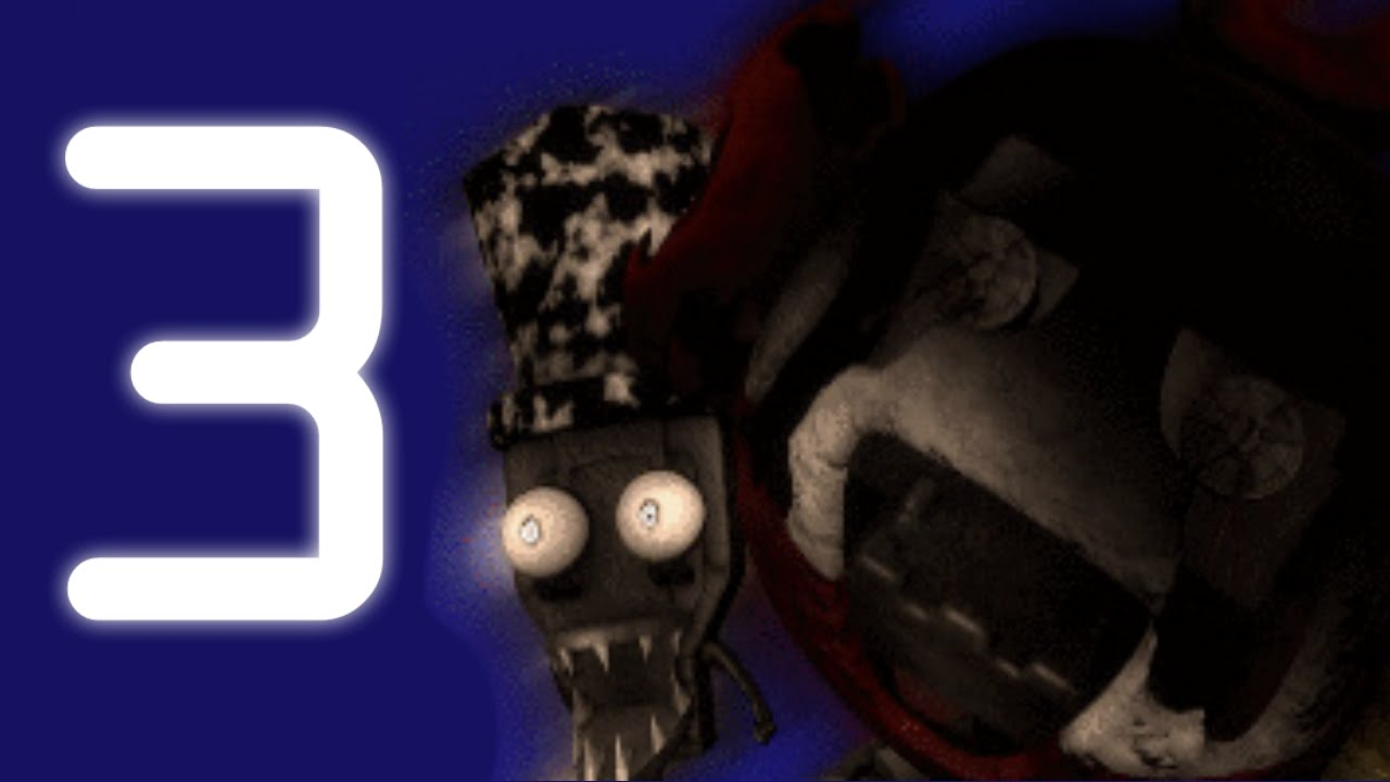 Five Nights at Tubbyland 3 | WHAT TIME IS IT?? - TheGameSalmon