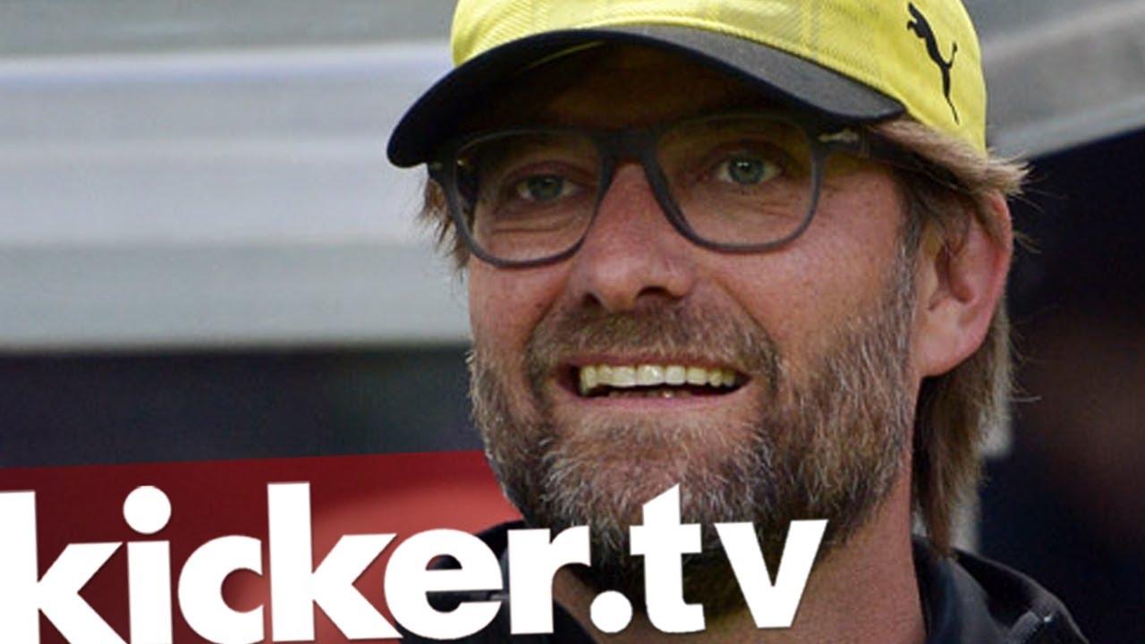 BVB - Das nicht gegebene Tor - Die Statements der Dortmunder - kicker.tv