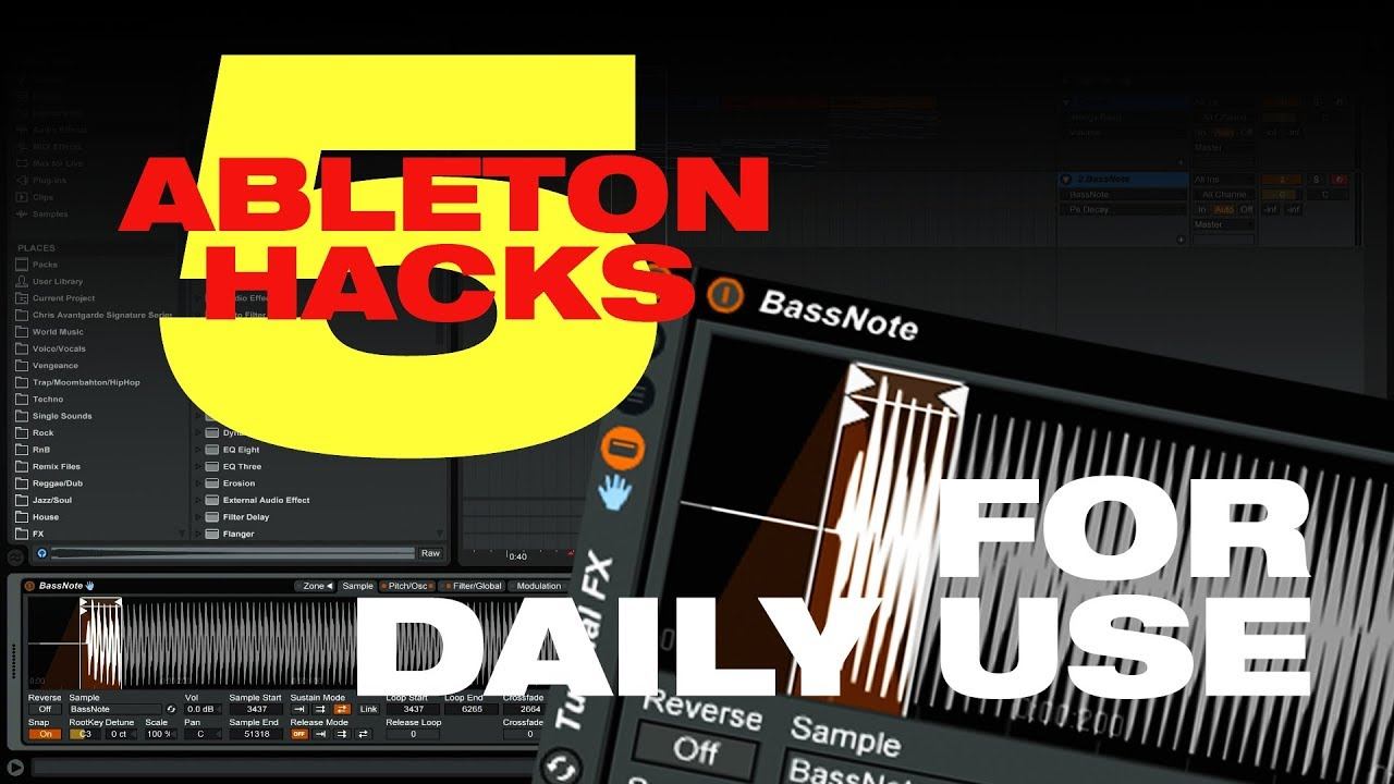 World-class ableton live courses in nyc's best music production school.