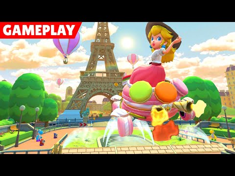 mario-kart-tour-paris-trailer-gameplay,-peach-vacanciÈre-&-maskass-pÂtissier-fr