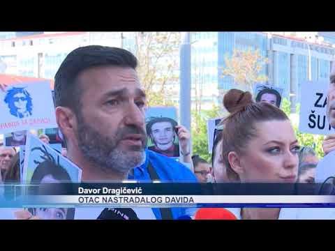I Dodik na protestima za Davida Dragičevića