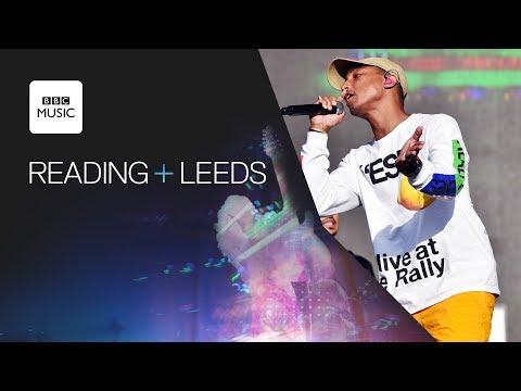 N*E*R*D - Lemon (Reading + Leeds 2018)