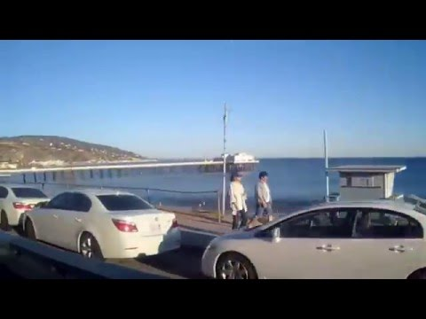 Road trip: Santa Monica to Malibu