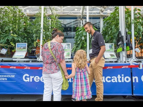 The Greenhouse Education Center Experience