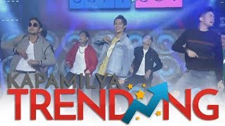 """Bagani boys dance to the beat of """"Dying Inside"""""""