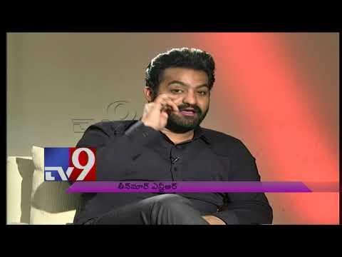 Jr NTR on 'Nenu Maha Natunni' Dialogue in 'Jai Lava Kusa' - TV9