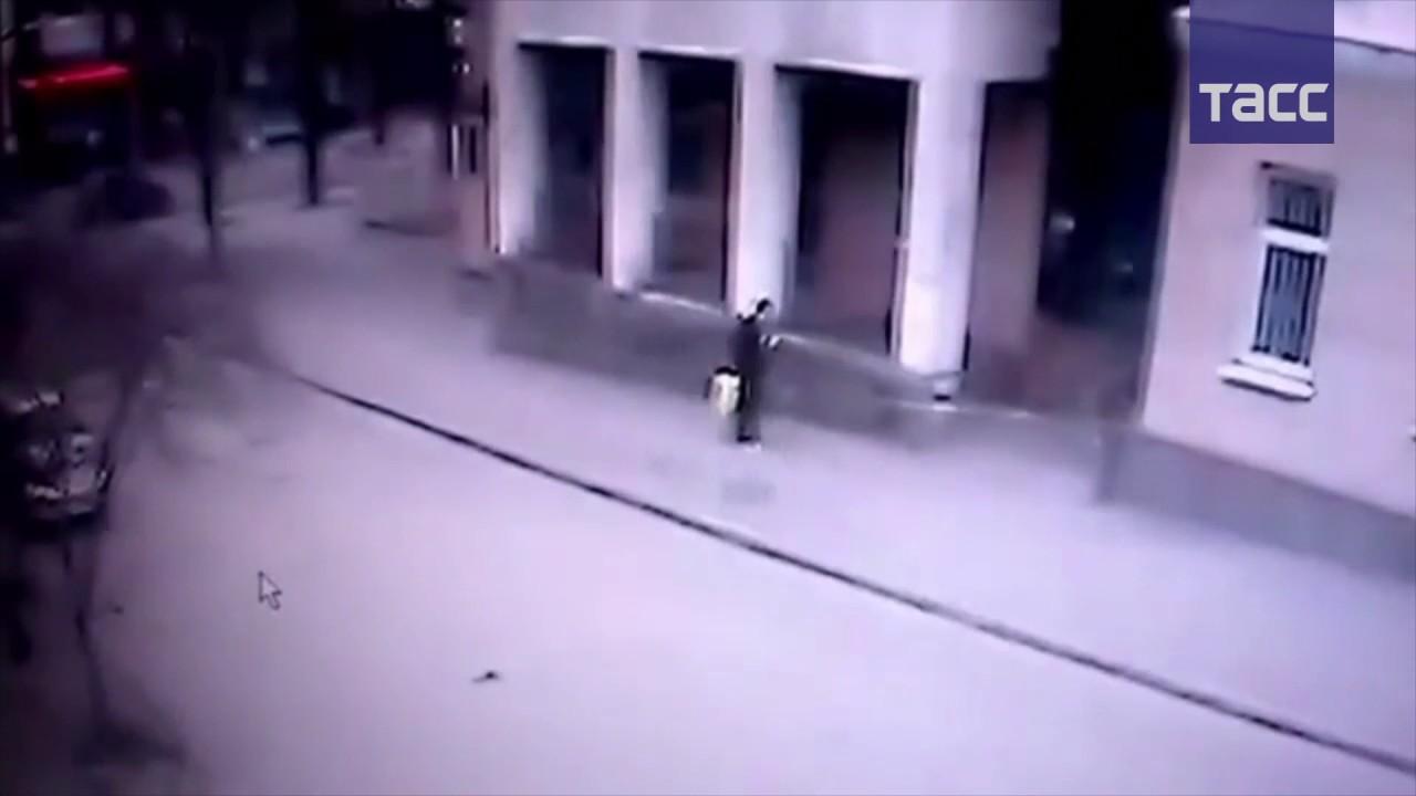 В Ростове навигаторы заговорили голосом Басты - YouTube