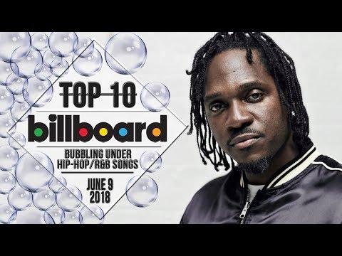 Top 10 • US Bubbling Under Hip-Hop/R&B Songs • June 9, 2018 | Billboard-Charts