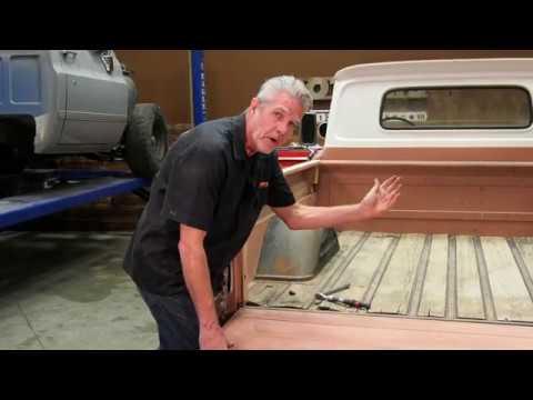 1958-1966 Chevy & GMC Truck Tailgate Hinge Upgrade & Install