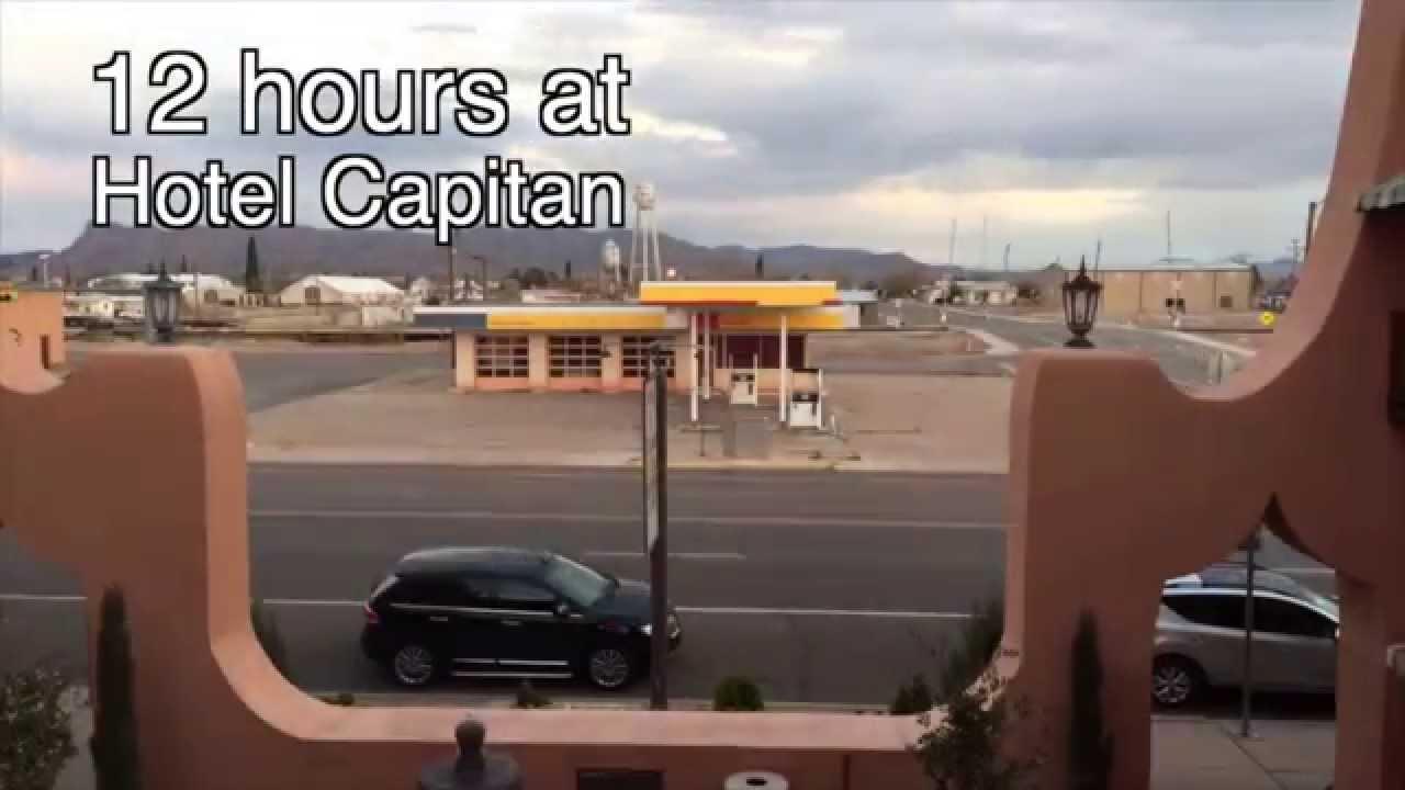 12 Hours El Capitan Van Horn Hotel Room 236