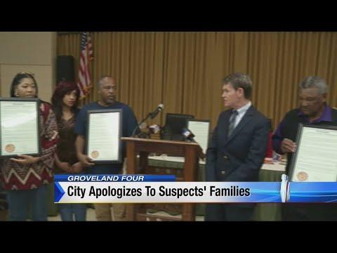 City of Groveland apologizes to families of Groveland Four