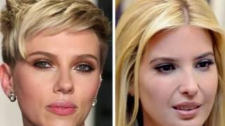 Scarlett Johansson debuts Ivanka Trump impression on