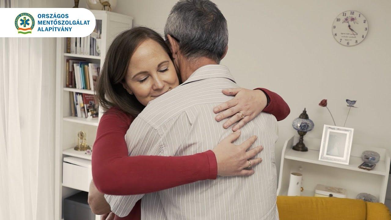 Download Rita édesapját élesztette újra otthonában