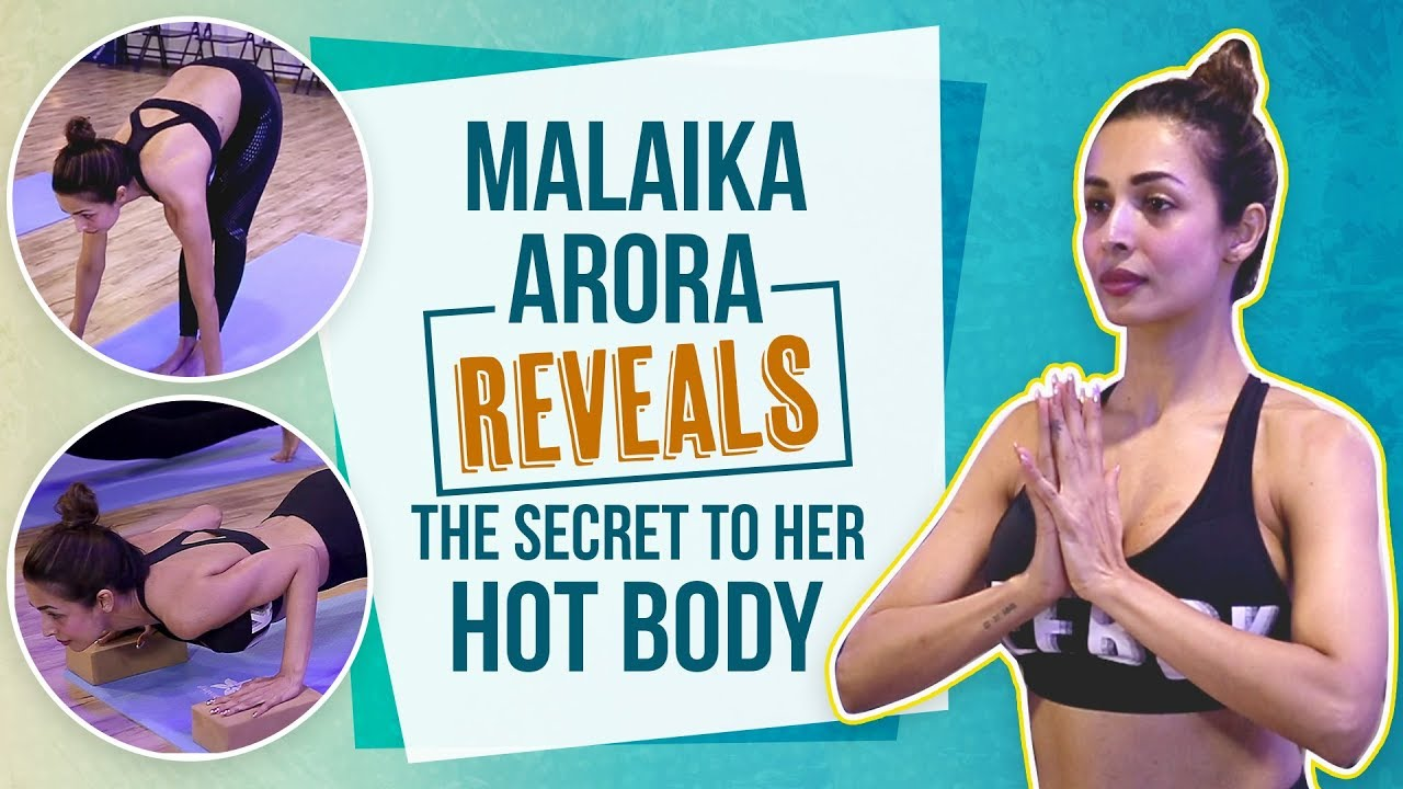 Malaika Arora Reveals The Secret To Her Body | Pinkvilla | Fashion | Bollywood