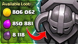 Massive Dark Elixir Farming for Town Hall 9s in Masters League! | TH9 PEKKA Farming | Clash of Clans