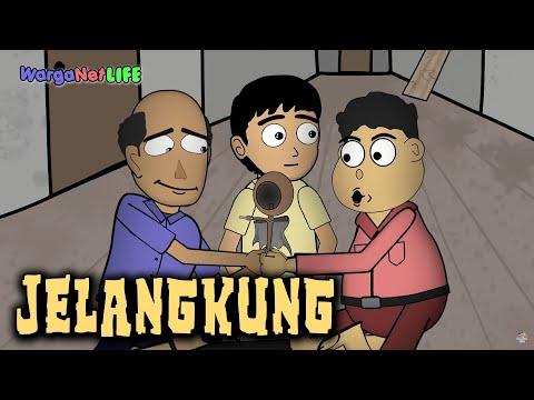 Main Jelangkung | Animasi Horor Kartun Lucu | Warganet Life