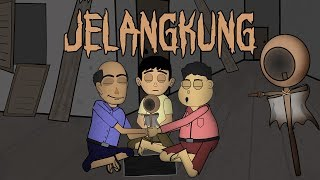 Main Jelangkung - Animasi Horor Kartun Lucu | Warganet Life