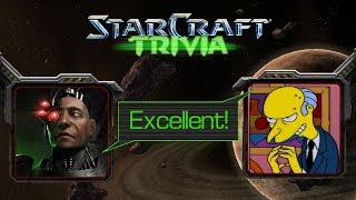 StarCraft Quotes & References: Terrans