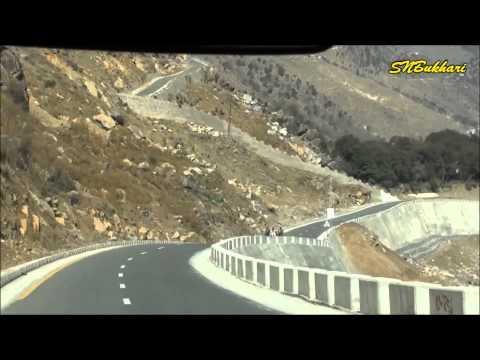 Khwazakhela to Bahrain, Swat